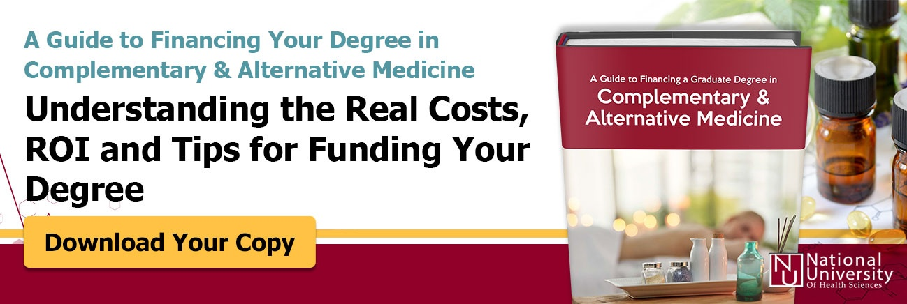 The ROI of Pursuing a Career in Alternative Medicine