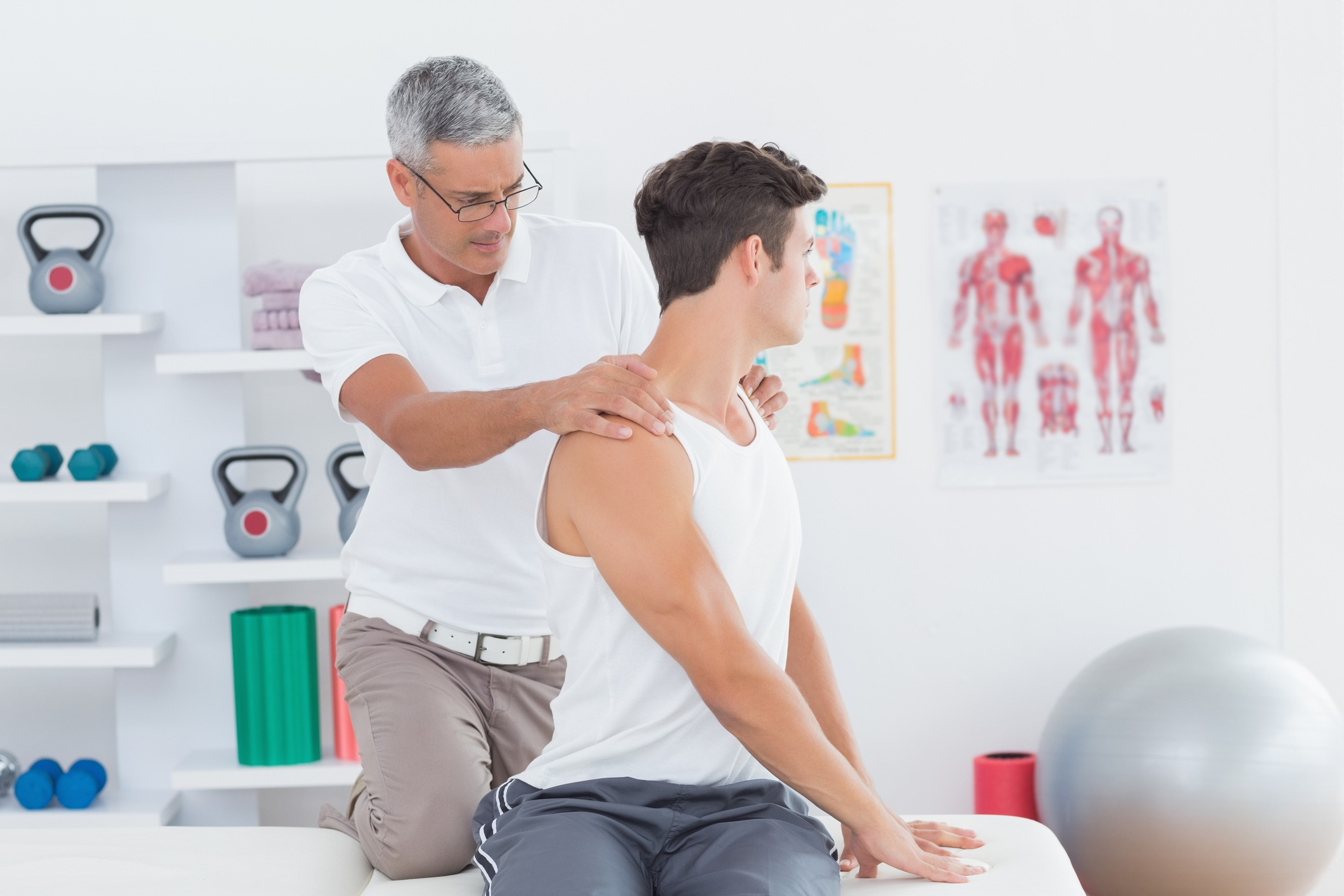 5 Reasons Why Chiropractic Treatments Are Important for Athletes