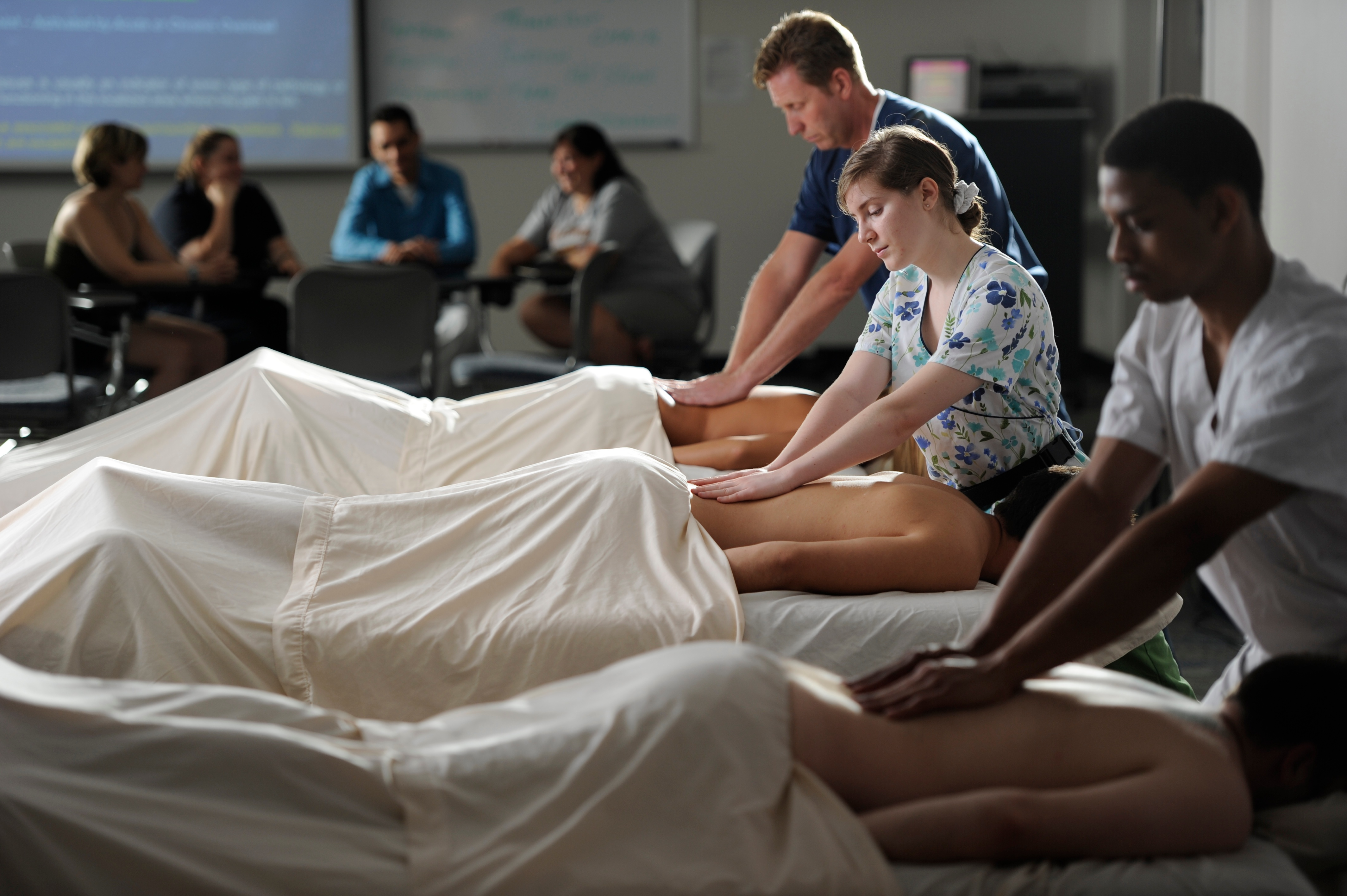 4 Resources You Can Take Advantage of as a Massage Therapy Student at NUHS